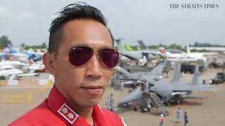Singapore Airshow 2018: Hunks of the air