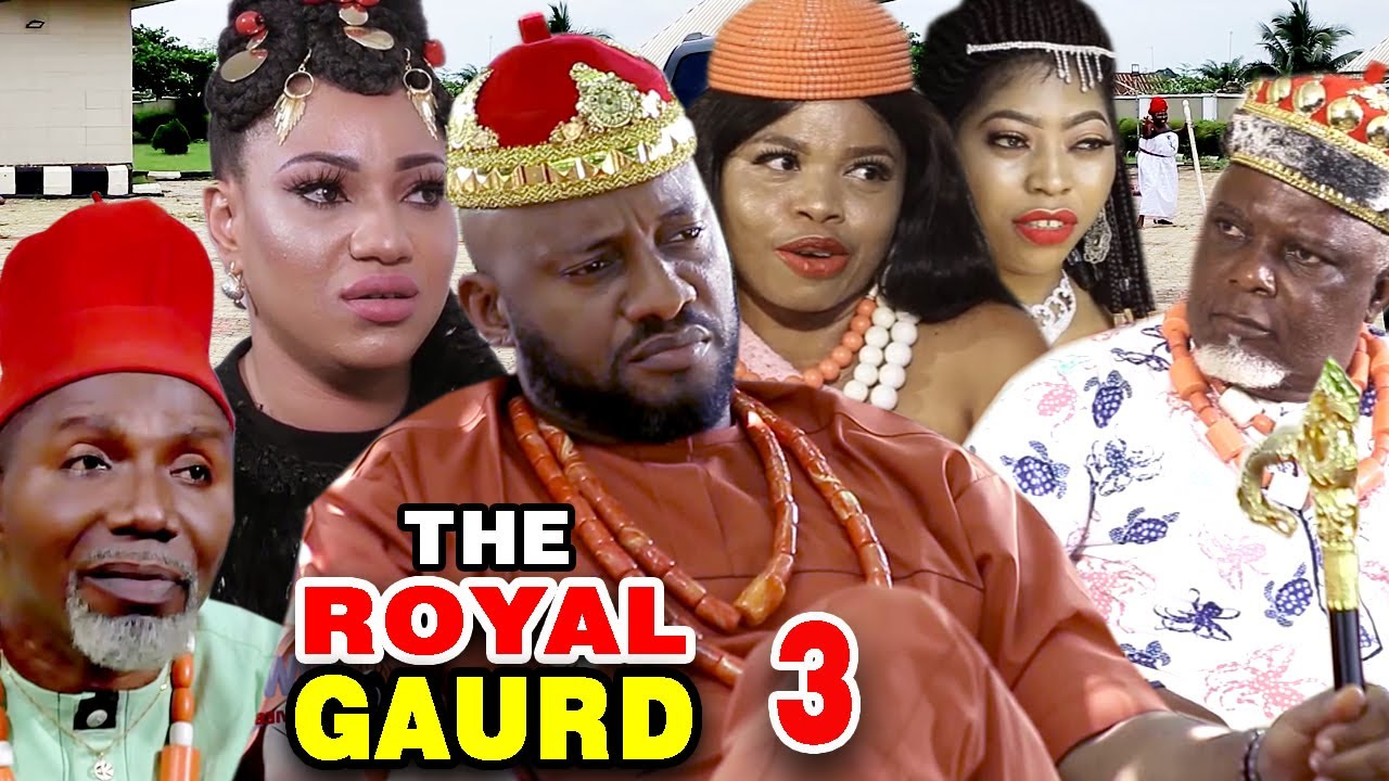 Download THE ROYAL GUARD SEASON 3 - Yul Edochie (New Movie) 2020 Latest Nigerian Nollywood Movie Full HD