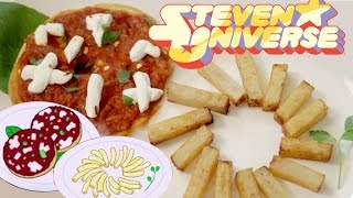 How to Make RESTAURANT WARS from Steven Universe! Feast of Fiction S5 Ep20