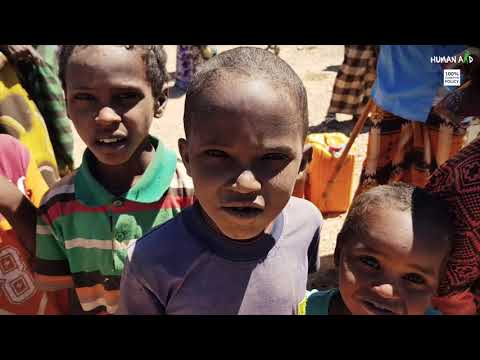 Human Aid UK | Water Distribution in East Africa [2018]