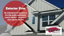 Eden Prairie, Edina Exterior Painting Contractors - House & Business