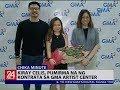 Kiray Celis, pumirma na ng kontrata sa GMA Artist Center