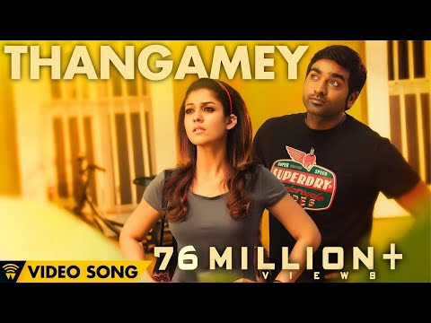Naanum Rowdy Dhaan - Thangamey | Official Video | Anirudh |