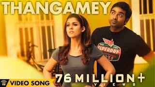Download Naanum Rowdy Dhaan - Thangamey   Official Video   Anirudh   Vijay Sethupathi   Vignesh Shivan Mp3 and Videos