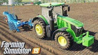 Orka po kukurydzy - Farming Simulator 19   #59