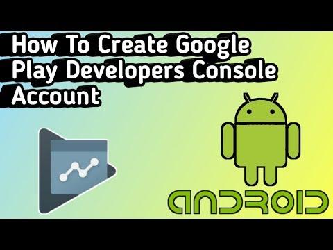How To Create Google Play Developer Account ( Hindi )