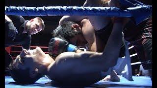 ММА. 10-й турнир по смешанным боевым единоборствам SEVEN FIGHT 2018.