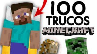 TRUCOS y Consejos Para Minecraft SURVIVAL 2021