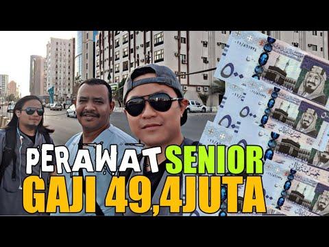Gaji Perawat Senior di saudi 49.4Juta ||Indonesia Nurse