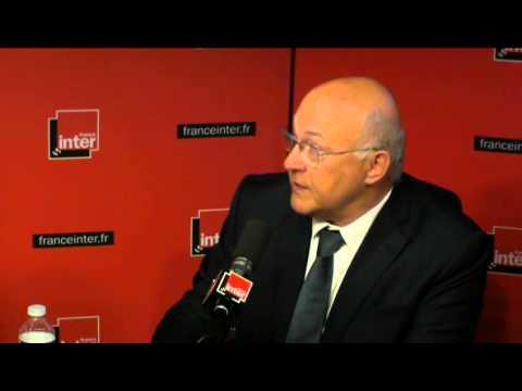 """Michel Sapin : """"Si la Grèce sort de l'euro, elle ne remboursera jamais ses dettes"""""""