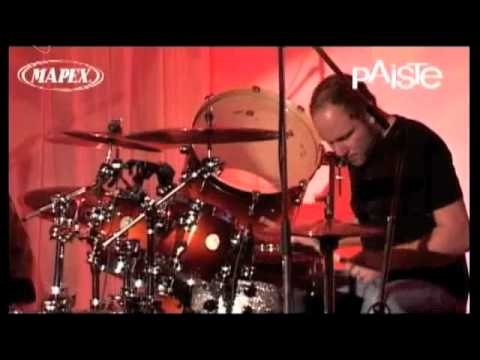 Jason Bowld playing at Mapex Performance is Everyt...