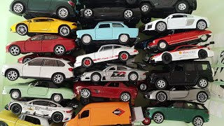 Green Box full of Cars, Miscellaneous Welly cars for Kids