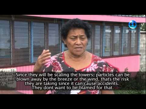 Fiji One News Bulletin 28/07/15