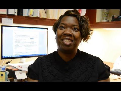 Health Care Administration Graduate Yolanda Reese