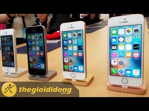 iPhone SE – Tổng hợp thông tin cần biết về sản phẩm | Thế Giới Di Động