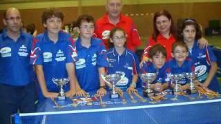 Cto. CyL benjamin - alevin 2011 Tenis de Mesa - TUDELA
