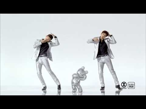 [Korea TVC] Chang min & Yunho - TVXQ -  Seven & I Holdings Sogo & Seibu Point Card