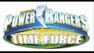 Power Rangers Time Force (Theme Song)