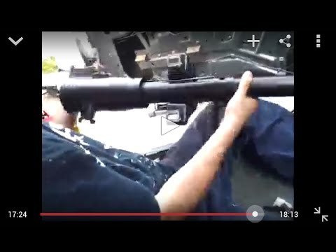 Car Steering Column - How to Replace !!!
