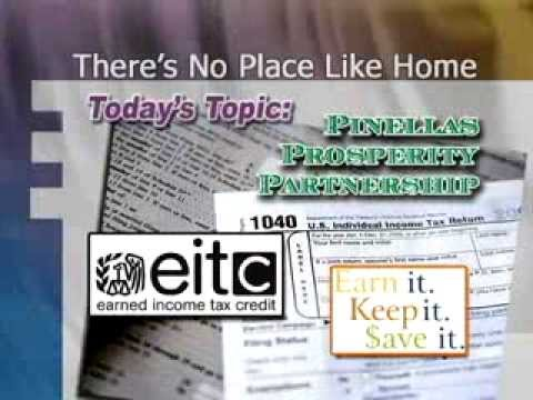 There's No Place Like Home - EITC & FREE Income Tax Preparation