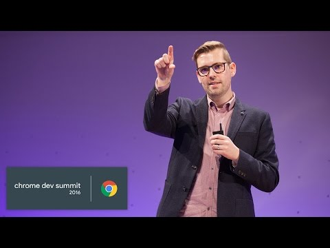 Progressive Performance (Chrome Dev Summit 2016)