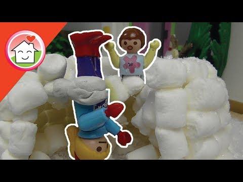 Playmobil Film deutsch Das Iglu / Kinderfilm / Kinderserie von family stories