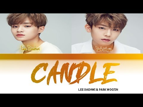 Lee Daehwi & Park Woojin - Candle (Color Coded Lyrics) Sub Indo | Lirik Terjemahan Indonesia