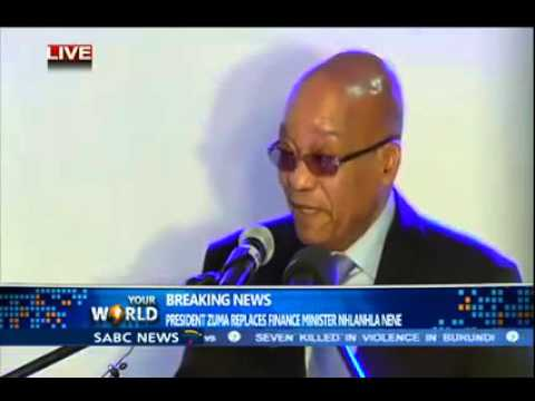 Jacob Zuma, South African President, Embarrasses SA