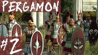 Total War Rome 2 : Black Sea Colonies : Pergamon 2
