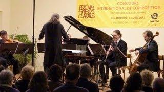 Festival Pablo Casals - 5e concours de création contemporaine
