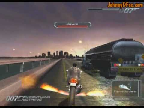 PS2 James Bond 007 Everything or nothing  Part 1