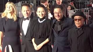 Antaranews - Zhang Ziyi Hingga Alicia Vikander Di Red Carpet Tokyo International Film Festival 2019