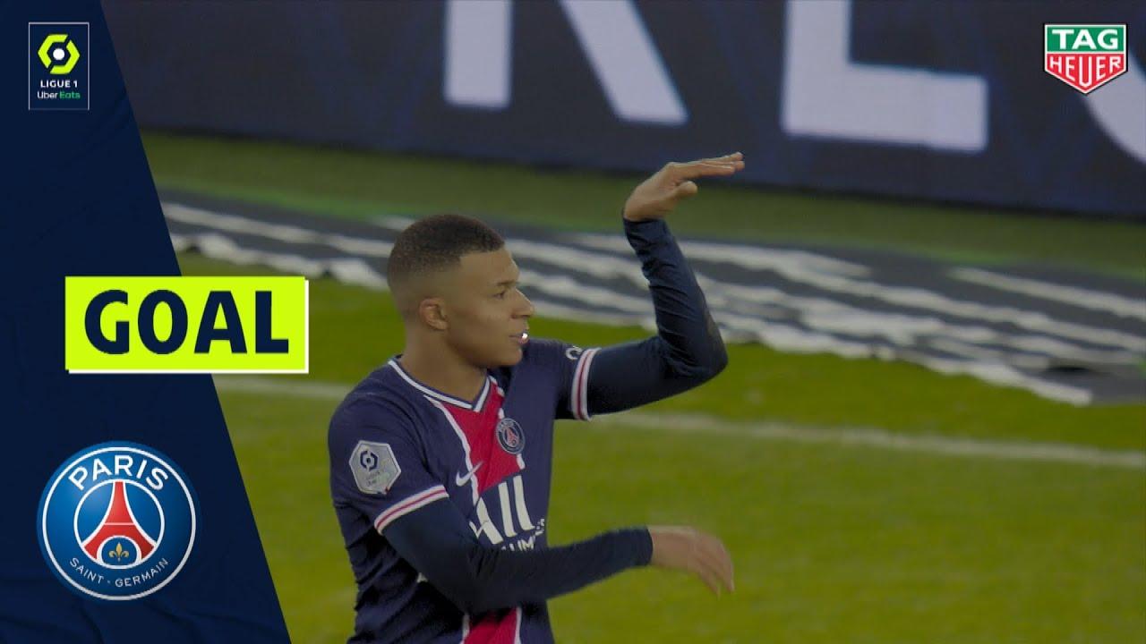 Download Goal Kylian MBAPPE 34' - PARIS SAINT-GERMAIN PARIS SAINT-GERMAIN - MONTPELLIER HÉRAULT SC 4-0 20/21