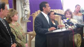 Mayor Villaraigosa And Lattc's Green Summer Youth Jobs Program