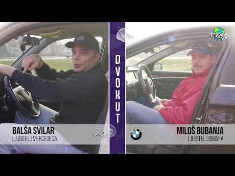 DVOKUT - Mercedes i BMW