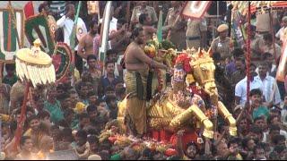 Madurai Chithirai Festival Lord Vishnu Azhagar 2014.