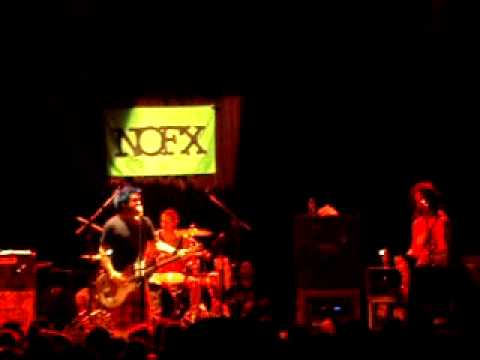 NOFX - The Bag in Houston, TX - First time ever performed live