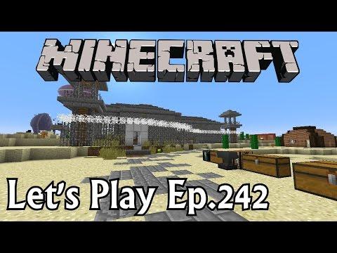 Minecraft Let's Play Ep. 242- Zalcatraz!