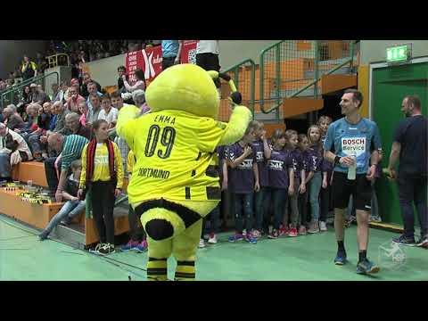 Damenhandball: Bor.Dortmund - Frisch Auf Göppingen