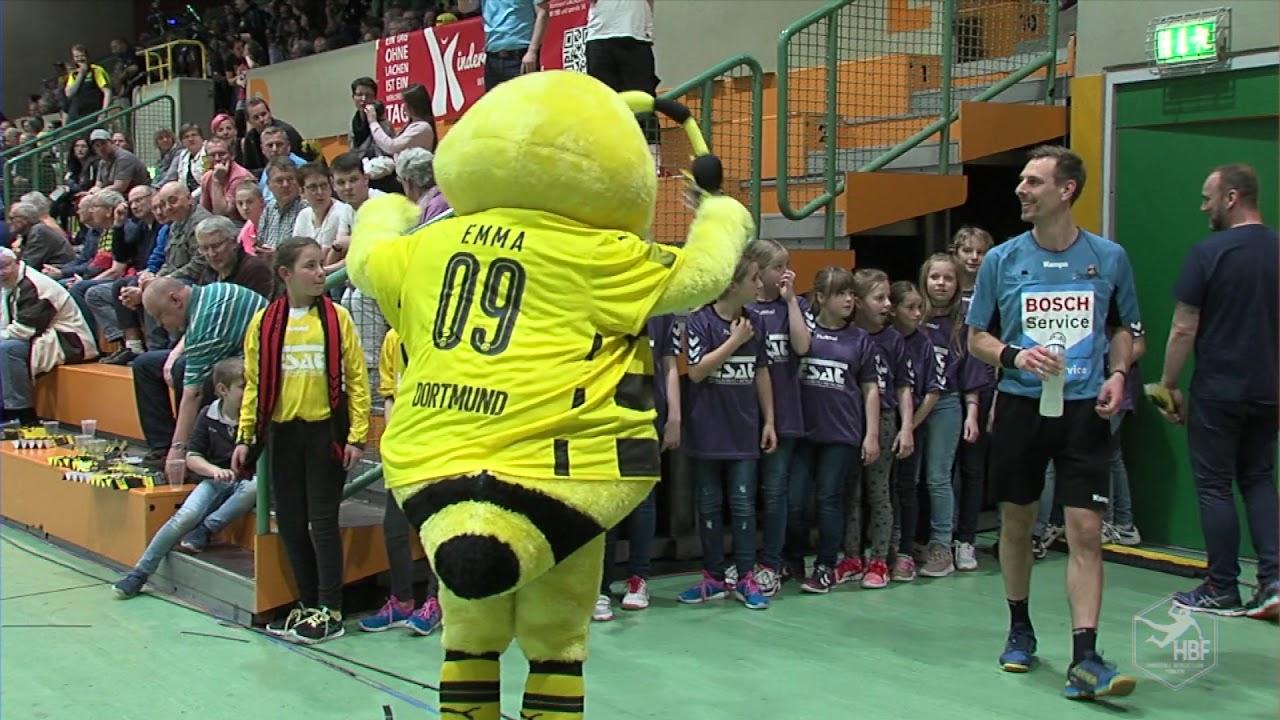 Damenhandball Bor Dortmund Frisch Auf Goppingen Youtube