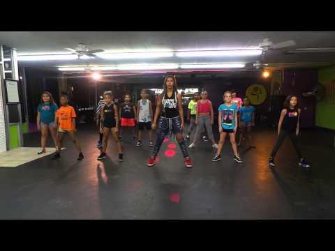 Thriller Choreography breakdown