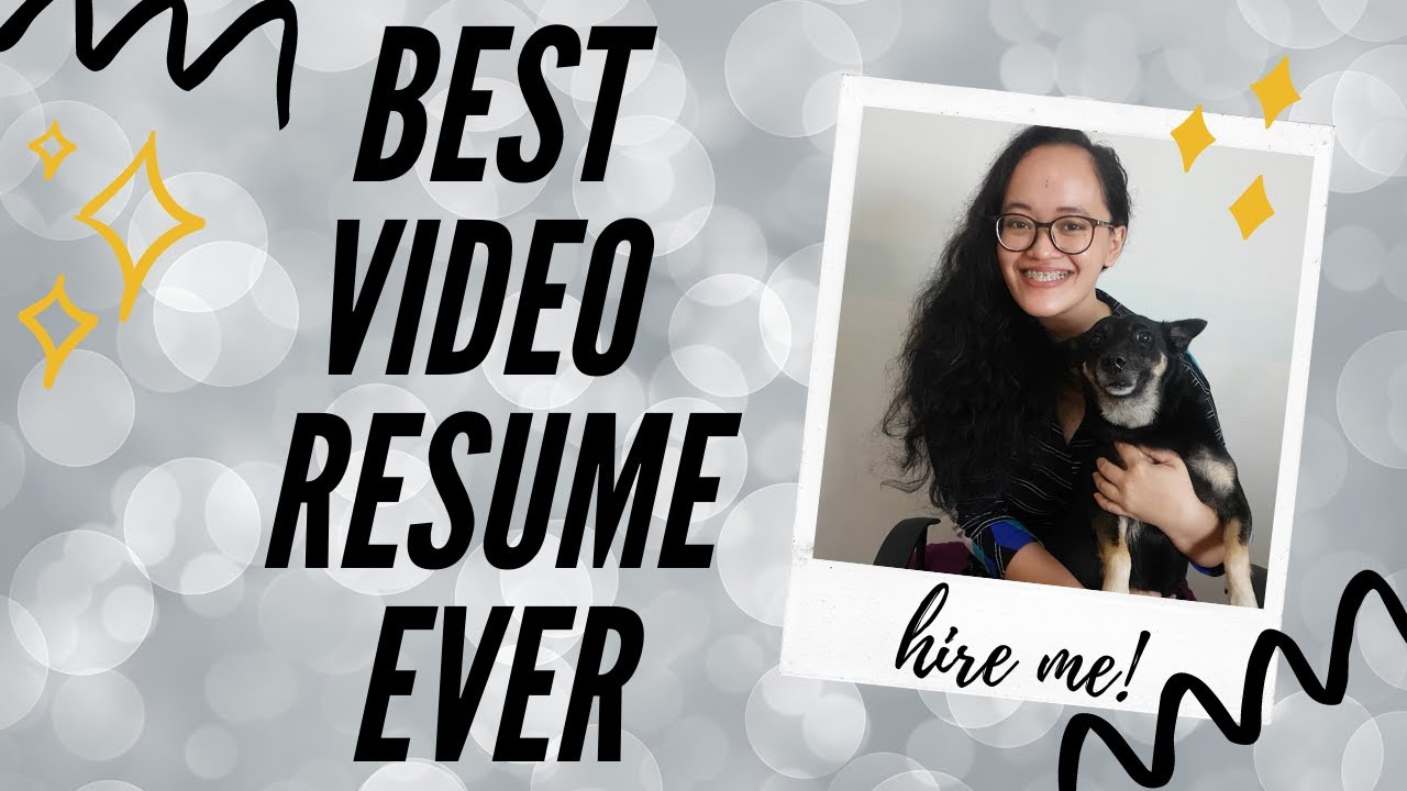 best video resume ever 2020 - alex leal