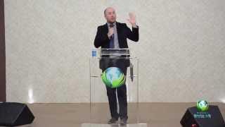 Pastor Carlo Ribas Tema: Conquistando a Terra Prometida.