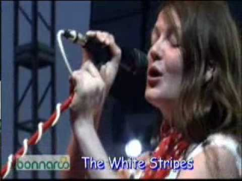 THE WHITE STRIPES - IN THE COLD, COLD, NIGHT LYRICS