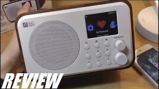 REVIEW: Ocean Digital Portable Internet Radio Bluetooth Speaker (WR-336N)