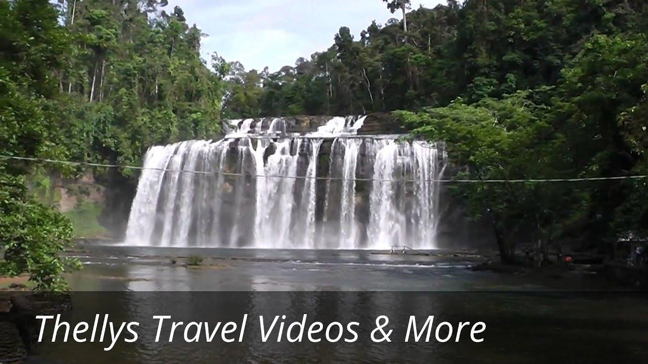 Tinuy-an Falls, Surigao del Sur, Philippines
