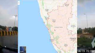 Really Miracle ||  Road Accident -Nelamangala Ring Road [Arisinakunte, Bangalore]