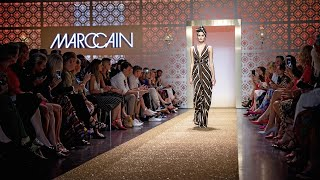 Marc Cain FASHION SHOW Spring/Summer 2019 at the Fashion Week Berlin