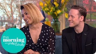Karen and Kevin Clifton Will Keep Dancing Together Despite Their Separation | This Morning