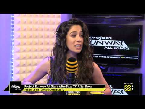 """Project Runway All Stars After Show Season 3 Episode 5 """"Partners in Crime"""" AfterBuzz TV"""